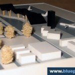 Architectural Scale Model Airport