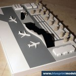 Airport Architectural Model Making