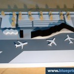Airport Architectural Scale Model