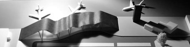 Airport Architectural Scale Model HEADER