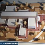Research Facilities Architectural Scale Model