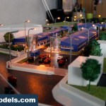 Factory Industrial Scale Model