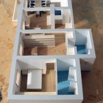 Model of an House Compartmentation