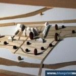 Castle Concept Architecture Model