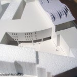 Scale Model Multifunctional Centre