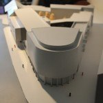 Architecture Model Cultural Hub
