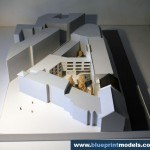 Cultural Hub Architectural Scale Model