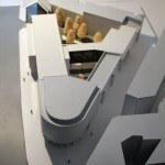 Cultural Hub Architectural design