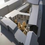 Cultural Centre Architectural Scale Model