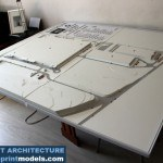Factroy Architectural Model