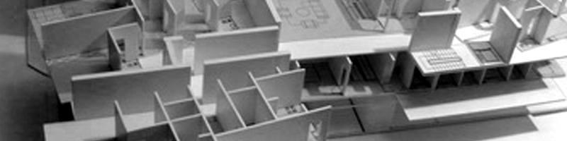 Demountable Architectural Scale Model HEADER