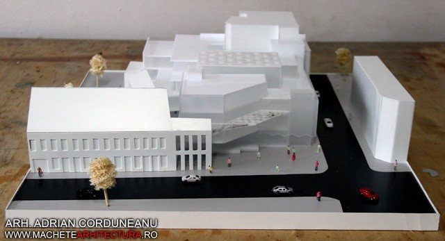 Graduation Project - University of Architecture