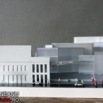 monochrome scale models