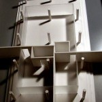Expositional Pavilion Architecture Model