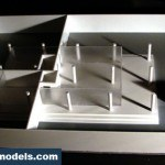 Expositional Pavilion Architecture Model2