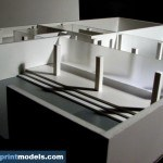 Expositional Pavilion Architecture Model3