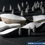 Concept Architectural Scale Model