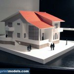House Project Architectural Model