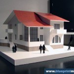 family residence scale models