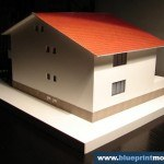 Family House Architectural Scale Model (3)