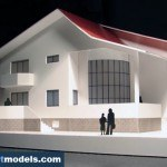 House Project Architectural Scale Model
