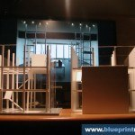 House in a Cube Concept Architectural model