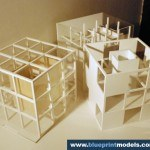 Architectural Model cube