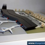 Airport Concept Scale Model