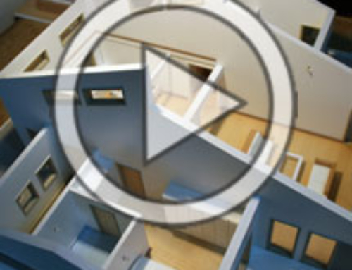 Demountable Scale Model – House