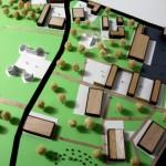 Campus Area Conceptual Scale Model