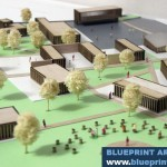Campus Conceptual Scale Model