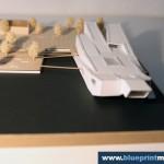 Navy Center Finland Architectural Model