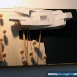 Navy Center Finland Architecture Model