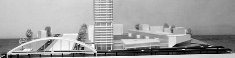 Office Building - Condominium Scale Models HEADER