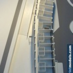 Hotel Commercial Architecture Scale Model