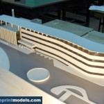 Hotel Exhibition Scale Model