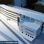 Olympic Hotel Architectural Model