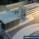 Olympic Hotel Commercial Architecture Model
