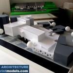 Personal Development School Architectural Scale Model