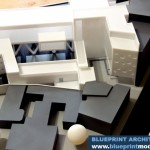 Urbanistic Architectural Model