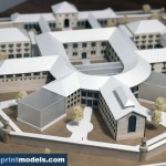 Doftana Prison Architectural Model