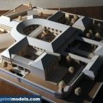 Prison Facilities architecture Model