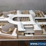 Prison Facilities Architectural model making