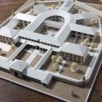 Prison Architectural model making