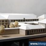 Prison Facilities Architectural Scale Model