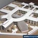 Doftana Prison Architectural Scale Model