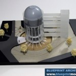 Rehabilitation of a Tower Architectural Model