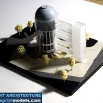 Tower Architectural Model
