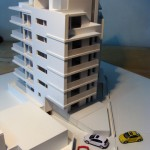 Residential Condominium architecture Model