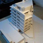 Residential Condominium Architectural Model